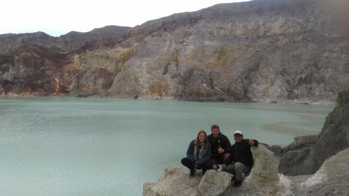 jakarta to ijen crater tour
